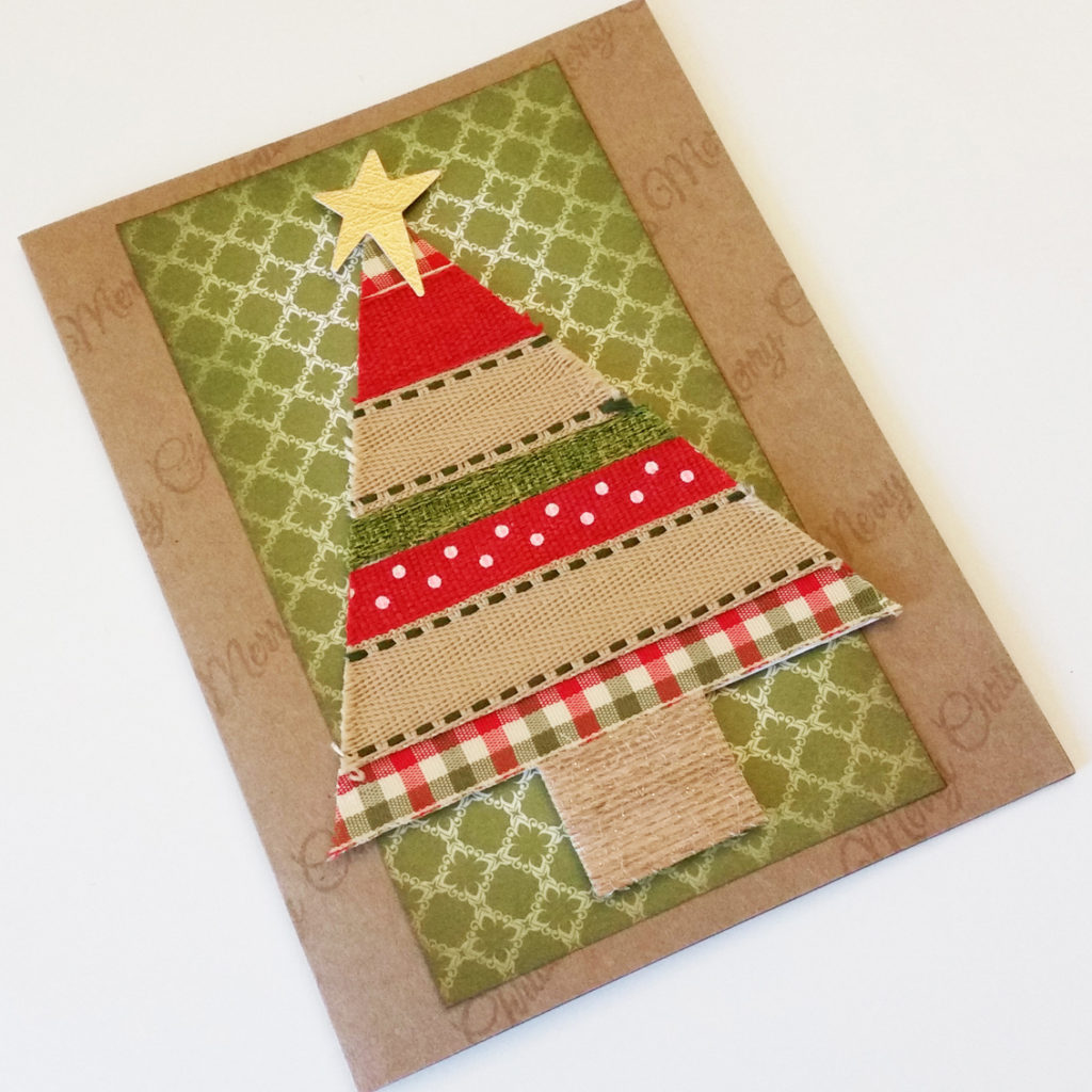O Christmas Tree - Ribbon